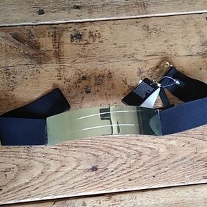 Brand New! Gold Belt